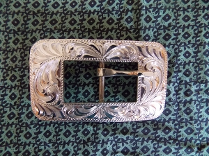 Center Bar Buckle HWG 2FCQC