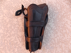 Left Hand Cross Draw Schofield Holster