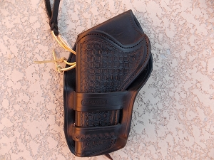 Left Hand Cross Draw Holster H143md