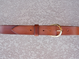 Economy Leather Waistbelt WB13