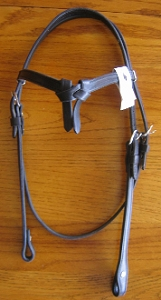Knotted Brow band Horse Headstall BA16B