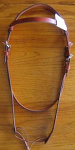 Bridle Leather Horse Headstall BA6ST