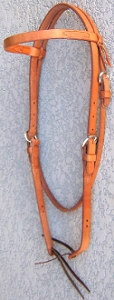 Brow band Horse Headstall BH7TD