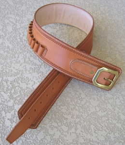 Wild Bill Ranger Style Cartridge Belt CB108