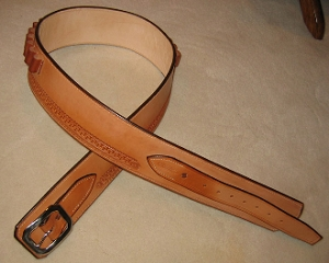 Bill Pickett Cartridge Belt CB117