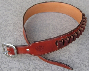 Cowboy Action Shotgun Belt CBSG106