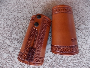 William S. Hart Cowboy Cuffs CF126