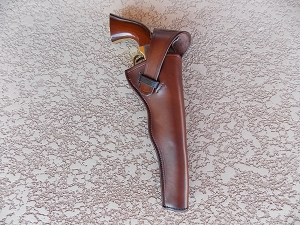 Confederate Colt Navy Holster H111