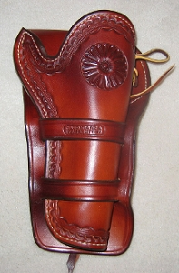 Beatty Western Holster H124