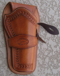 Reno Cowboy Action Holster H131
