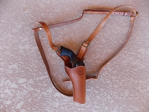 Comstock Gambler Shoulder Holster 1