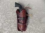 Classic Western Holster H188