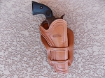 High Plains Western Holster H204