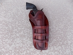 Triple Loop Western Holster H205