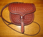 Full Stamped Convertible Purse