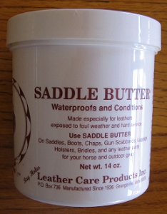 Ray Holes Saddle Butter RH2