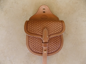Staple Pouch/Saddle Pouch