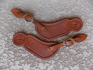 Western Spur Straps ss132