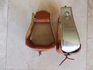 Saddle Stirrups ST101