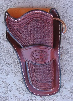 Ft. Worth Western Holster H163