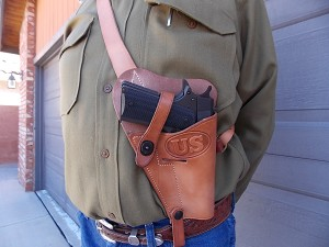 WW2 Reproduction Shoulder Holster H212